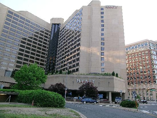 Arlington Va Hyatt Regency Crystal City At Reagan National Airport