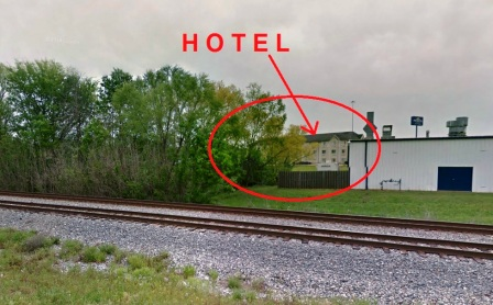 Railfan Motels Ms Brandon