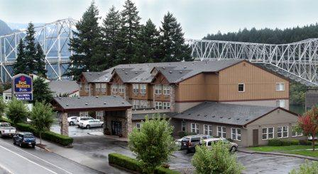 Cascade Locks Or Best Western Plus Columbia River Inn Not Rated