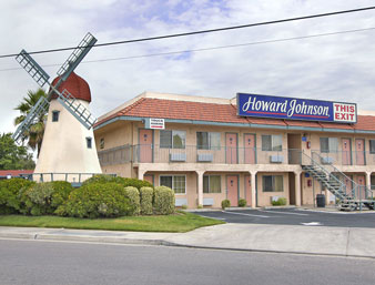 Ceres Ca Howard Johnson Express Inn Modesto