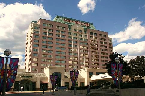 Colorado Springs Co Antlers Hilton