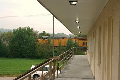 Railfan Motels Ia Denison