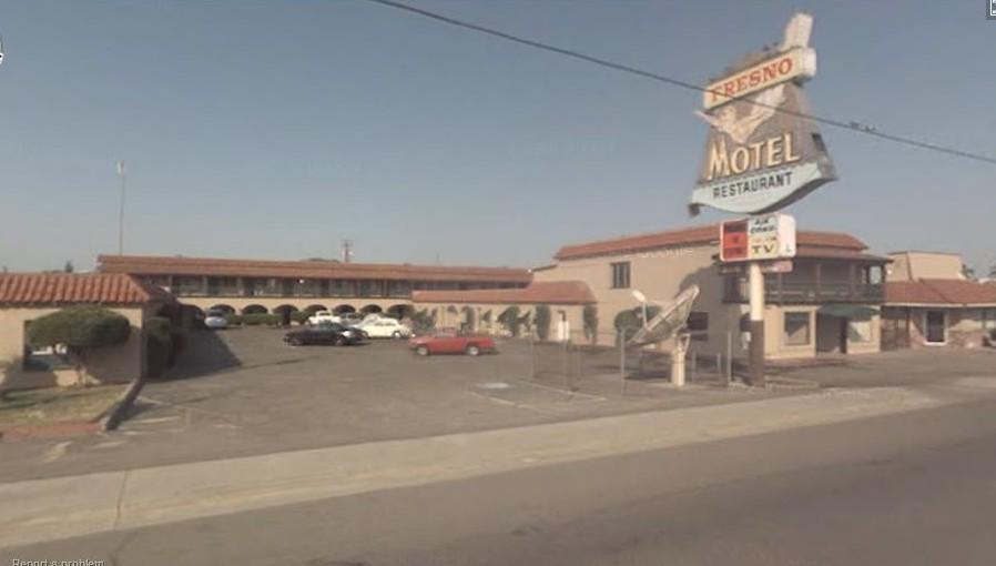 Fresno Ca Motel Closed