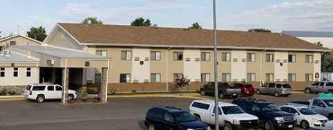 Glasgow Mt Cottonwood Inn Suites