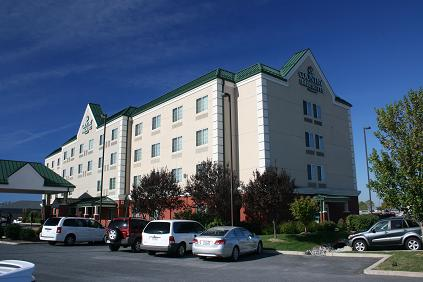 Hagerstown Md Country Inn Suites