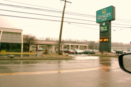 Railfan Motels - PA - Harmarville
