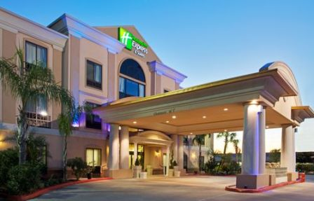 Houston Tx Holiday Inn Express East Not Rated