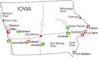 Iowa City Motels Hotels