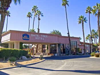 Indio Ca Best Western Date Tree Hotel Not Rated