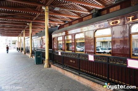 Casino train station address