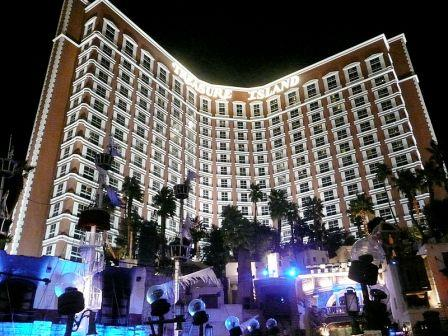 Las Vegas Nv Treasure Island Hotel Not Rated