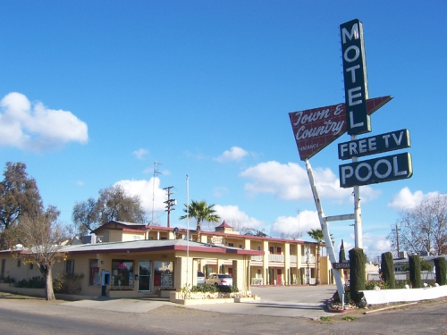 Railfan Motels Ca Livingston