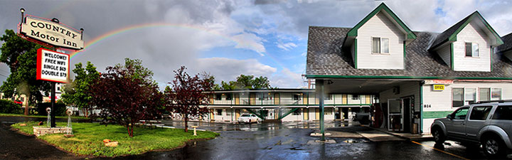Livingston Mt Country Motor Inn