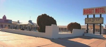 Lordsburg Nm Budget Motel Not Rated