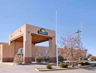 Lordsburg Nm Days Inn And Suites Not Rated
