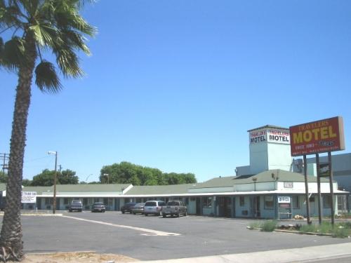 Modesto Ca Travelers Motel