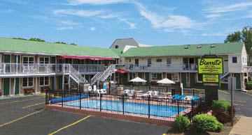Railfan Motels