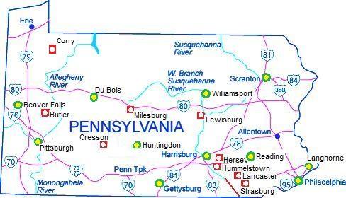 pennsylvania usa