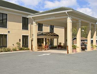Railfan Motels Ga Savannah
