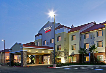 Turlock Ca Fairfield Inn Suites