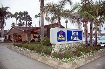 Ventura Ca Best Western Inn Of